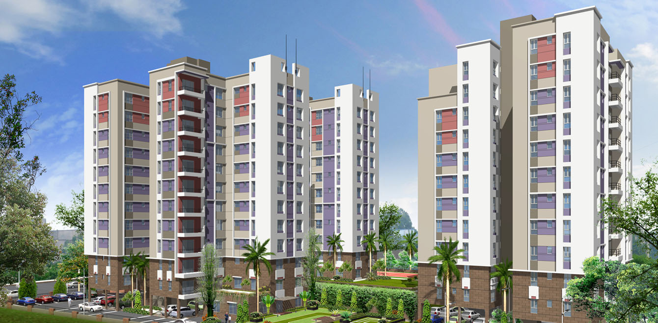 Clubtown Riverdale Residential Project Howrah
